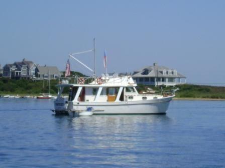 1979 Marine Trader 36
