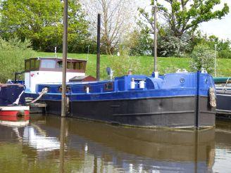 1951 Custom John Harker Humber Keel Barge