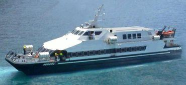 1990 Fjellstrand Cat Passenger Fast Ferry