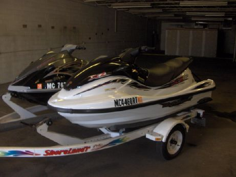 2007 Yamaha Waverunner VX  and XL1200