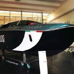 2020 Stilecatalini Venticinque Coupe Gasoline 1 Engine