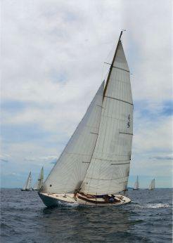 1996 Herreshoff Buzzards Bay 25