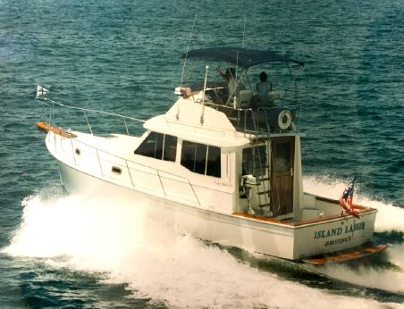 1991 Cape Dory 33 Flybridge