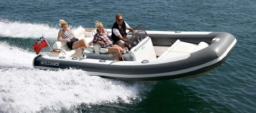 2016 Williams Jet Tenders Dieseljet 565