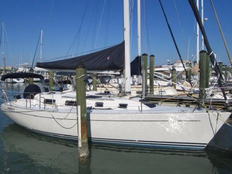 1996 Freedom Yachts Freedom 35 Wing Keel Hull #57