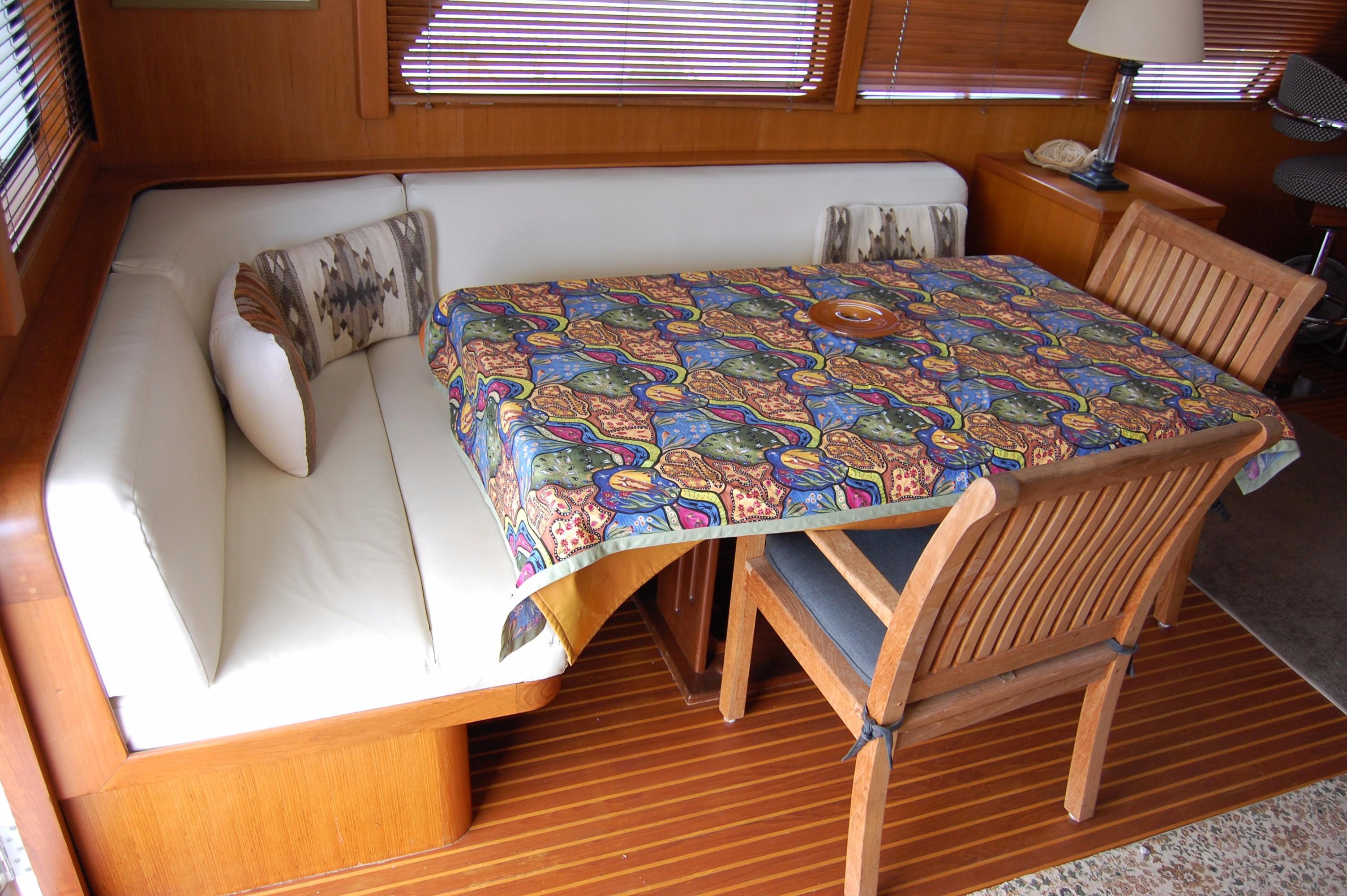 53' DeFever Performance Offshore Cruiser+Photo 38