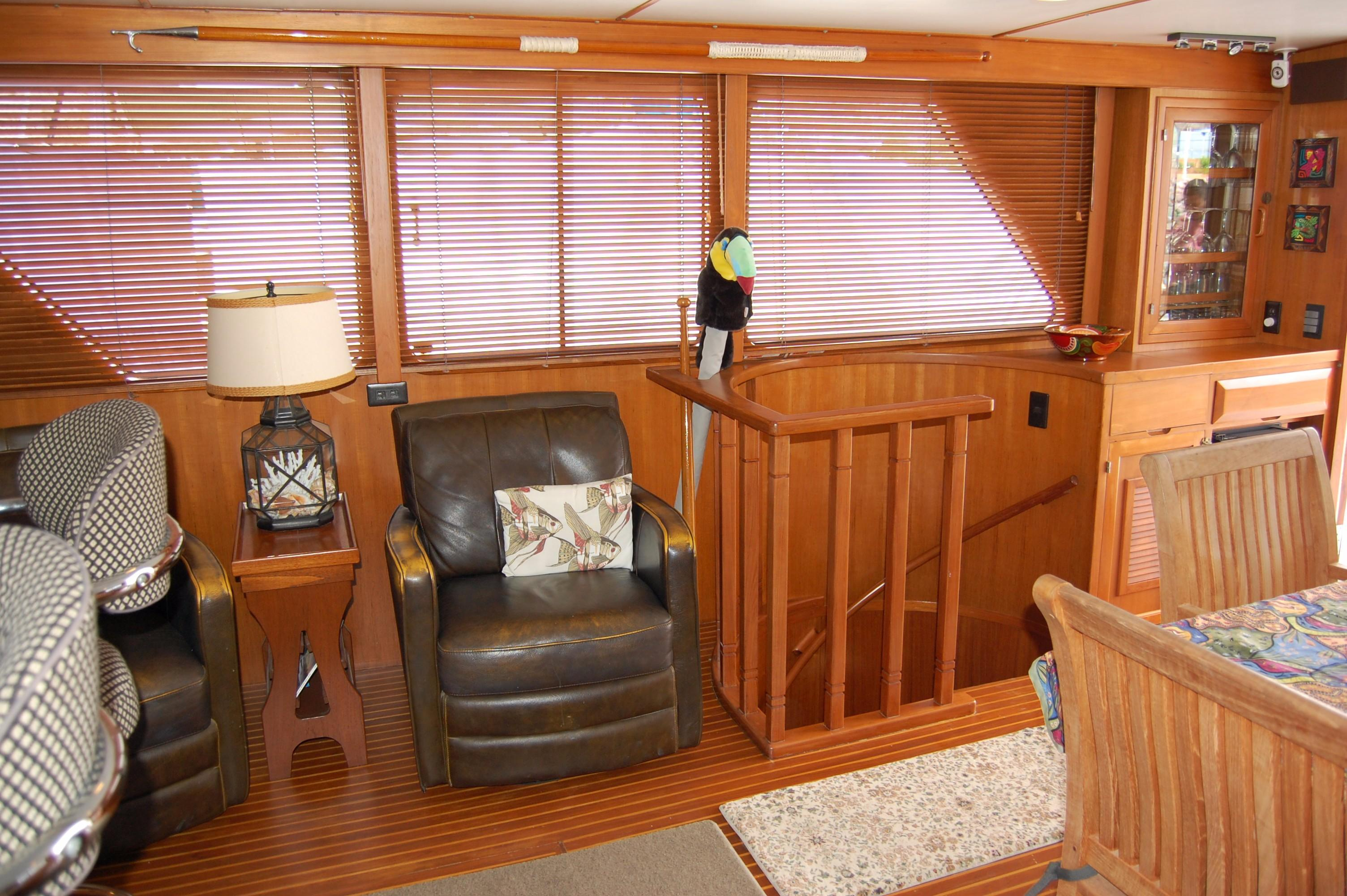53' DeFever Performance Offshore Cruiser+Photo 40