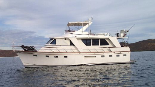 1989 Defever Performance Offshore Cruiser