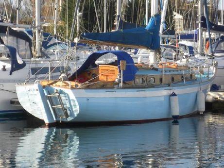 1985 Wanderer Wooden Sail Boat