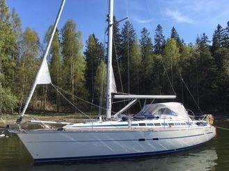 1992 Bavaria 370 Lagoon