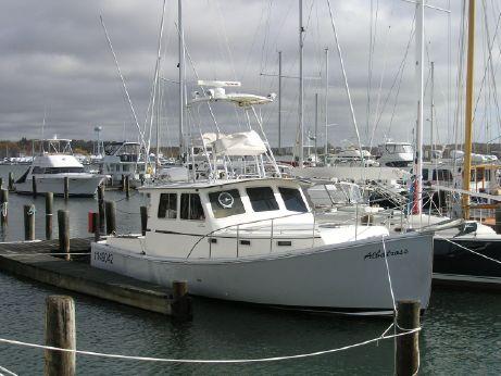 2001 Northern Bay 36