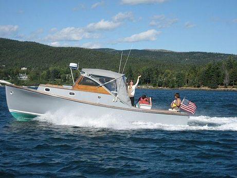 1986 Ellis Bass Boat