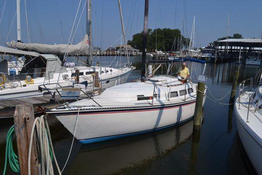 1987 Newport 33