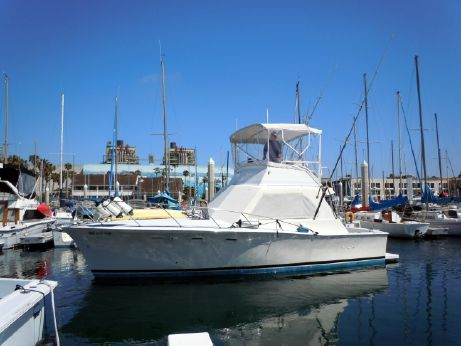 1975 Egg Harbor SPORT FISHER