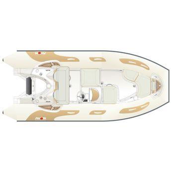 2017 Avon Seasport 490 Deluxe