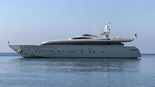 2001 Baglietto 34 Fast Yacht