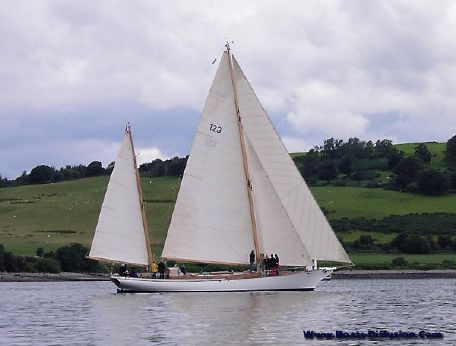 1988 Herreshoff / Cat Ketch