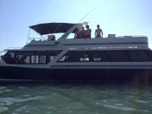 1989 Bluewater 59' Costal Cruiser