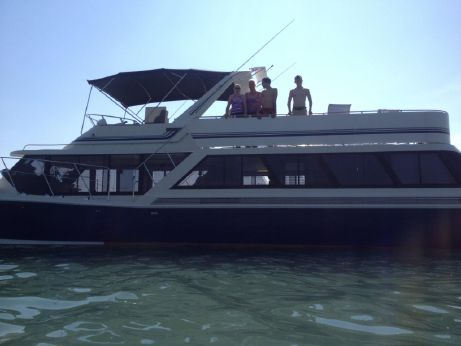 1989 Bluewater59' Costal...