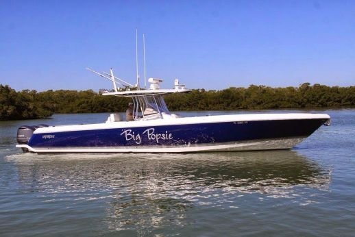 2012 Intrepid Center Console