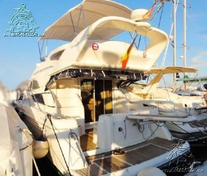 1999 Fairline Phantom 38