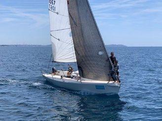 2008 J Boats J/80 Deckmetal