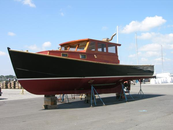 Downeast Lobster Yacht 36