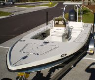 2015 Action Craft 17FT Flats Skiff