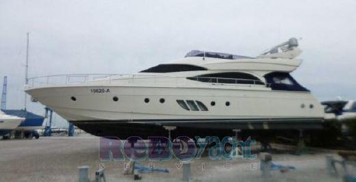 2006 Dominator Yachts 62 S