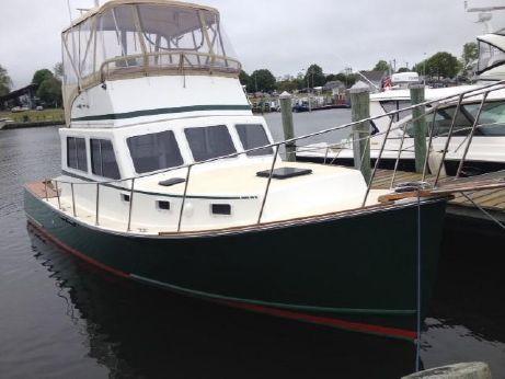 1989 Duffy 35 Flybridge Cruiser