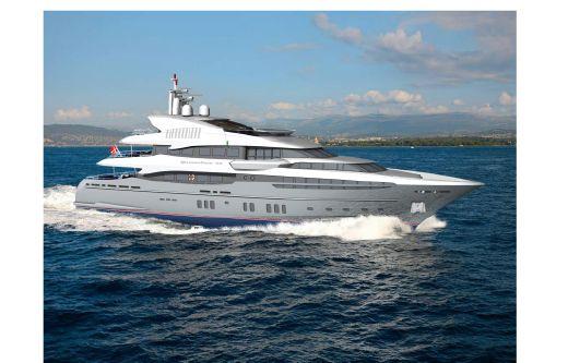 2014 Danish Yachts QuadraDeck