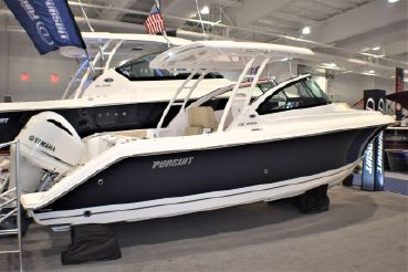 2020 Pursuit DC 235 Dual Console