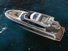 2015 Prestige 550S Express Cruiser