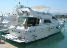 1989 Ferretti Yachts 52' S