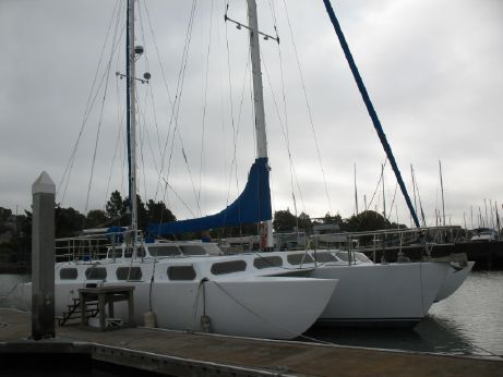 2000 Cross Trimaran