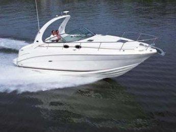 2006 Sea Ray 335 DA