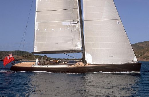1998 Pendennis Wally Yachts 107