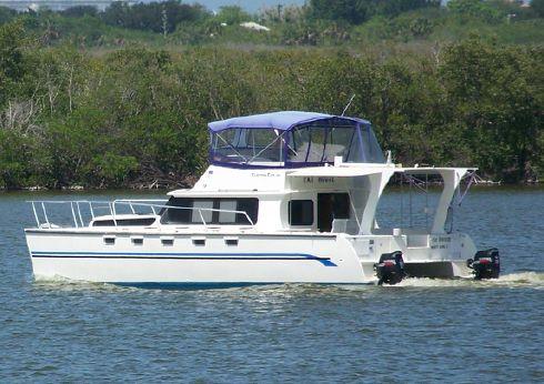 2006 Custom Kit-Cats Power Catamaran