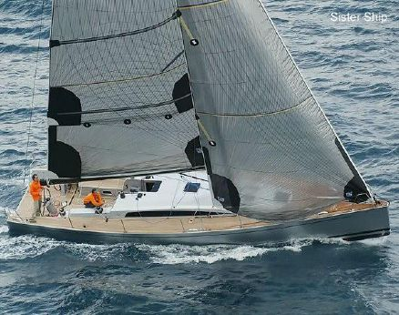 2009 Sly Yachts 47