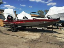 2008 Bass Tracker PRO TEAM 175 TXW