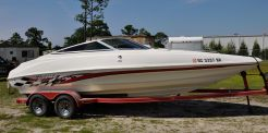 2003 Caravelle 232 SS Cuddy