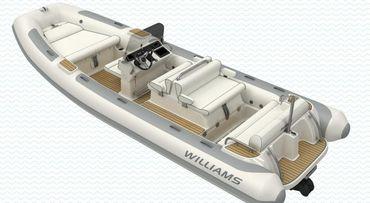 2020 Williams Jet Tenders Dieseljet 625