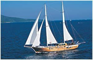 2001 Custom Traditional Schooner