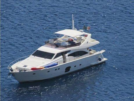 2007 Ferretti Yachts 68.1