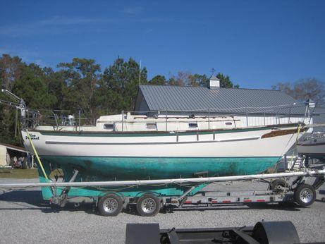 1991 Cabo Rico 34