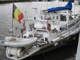 1991 Chantier Naval De Biot Sloop Custom 90