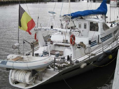 1991 Chantier Naval De Biot Sloop Custom 90