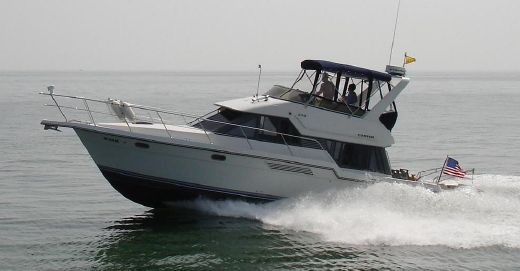1995 Carver 370 Voyager - Fresh Water (JSS)