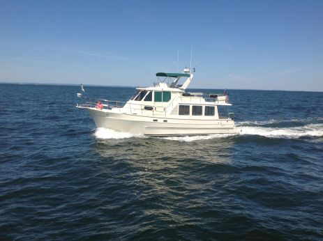 2013 North Pacific 43' Pilothouse