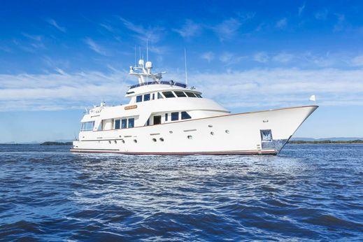 1991 Christensen 120 Motor Yacht